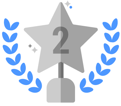 2. miesto