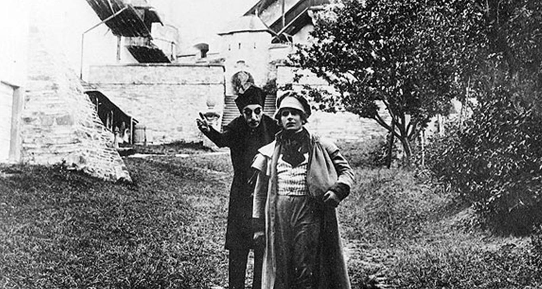 Image for Pre nátáčanie filmu Upír Nosferatu (1922) si tvorcovia vybrali dokonalé miesto – hrad. Uhádneš, ktorý?